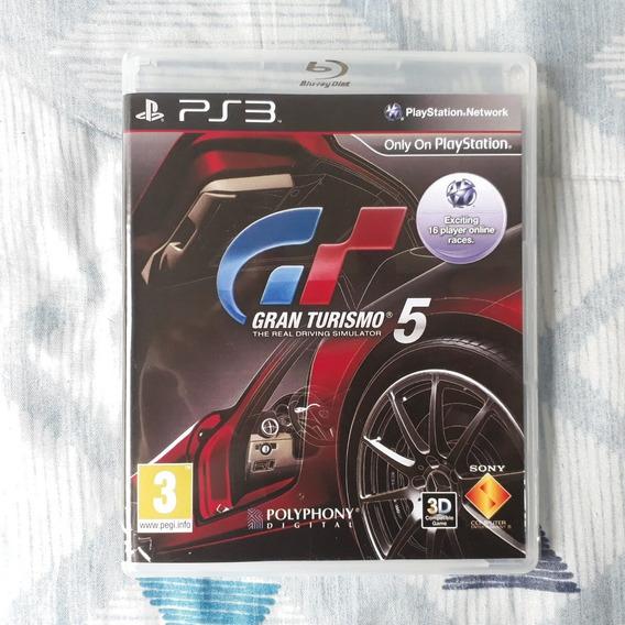 Playstation 3 - Gran Turismo 5 - Edição Platinum