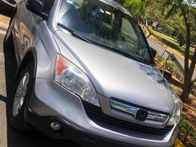 Honda Crv-lx 2008 Todo Terreno 4 Puertas Traccion 4x2