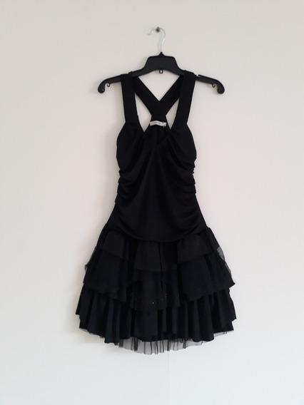 Hermoso Vestido Elastizado De Zohue