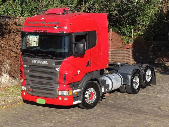 Scania R 420 Highline