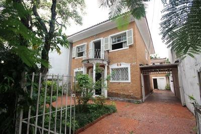 Excelente Localização! Casa Para Reforma No Jd. Paulistano. 280 Metros De Terreno. - 57-im72565