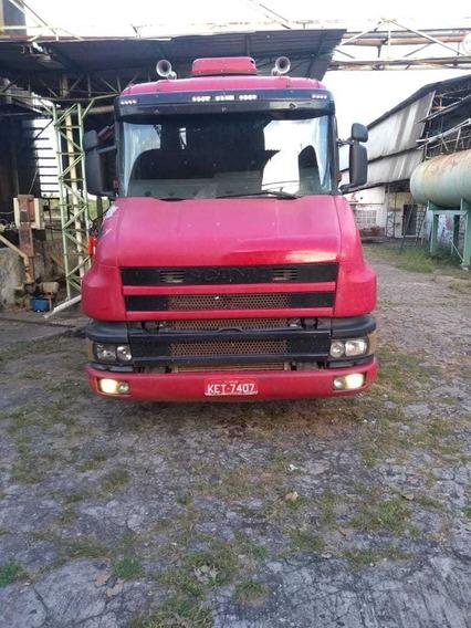 Scania T124 (aceito Bau Truck)