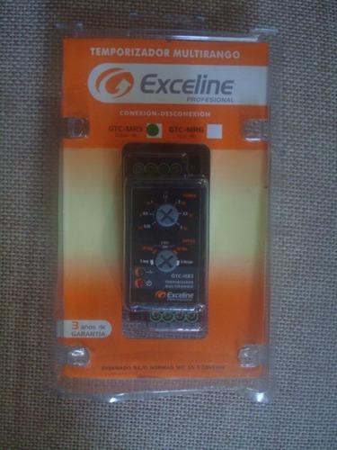 Temporizador Multirango Exceline Modelo Gtc-mr3