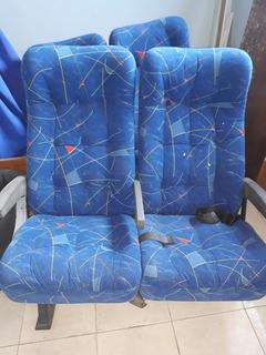 Butacas Reclinables Encava O Autobus