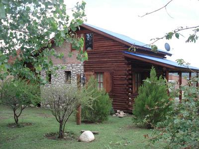 Cabaña De Madera En Alquiler Córdoba Traslasierra