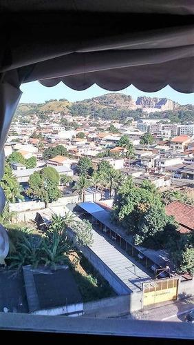 Apartamento Com 2 Dormitórios À Venda, 53 M² Por R$ 160.000,00 - Colubande - São Gonçalo/rj - Ap37116
