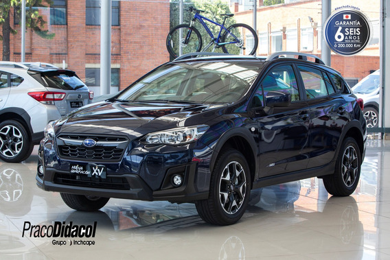 Subaru Xv Style 2.0 4x4 Automatico