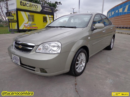 Chevrolet Optra Limited 4x2 Sincrónico