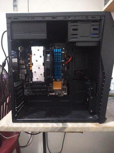 Gabinete Completo Core I7 4790k 4.4ghz 16gb Ram 2400mhz