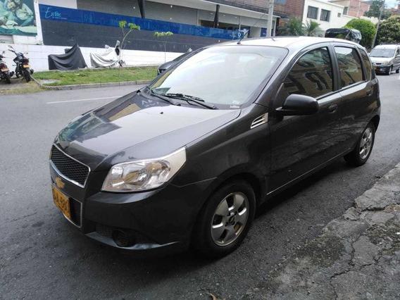Chevrolet Aveo Emotion 2012 , 5 Puertas
