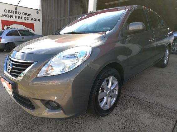 Nissan Versa Sedan 1.6 16v 4p Flex Sl