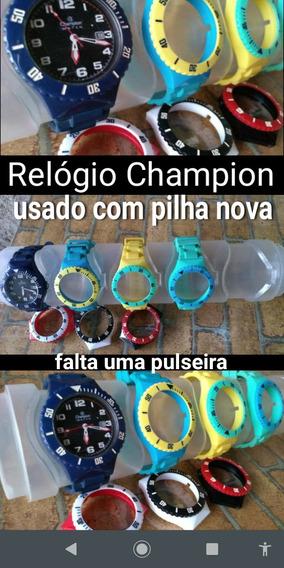 Usado/relogio Champion