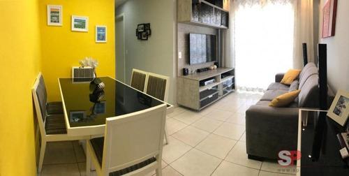 Imagem 1 de 13 de Apartamento Para Venda Com 58 M²   Vila Matilde  São Paulo Sp - Ap183601v