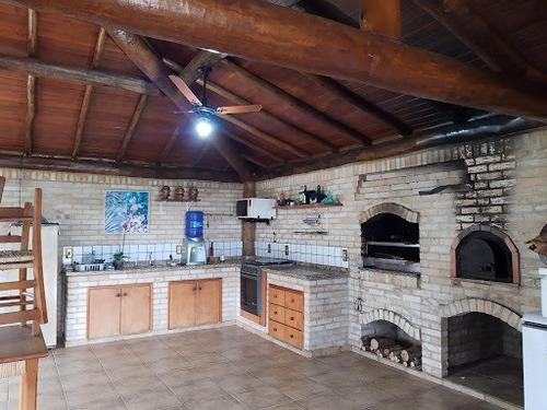 Chácara Com 3 Dormitórios À Venda, 5000 M² Por R$ 990.000,00 - Bom Jardim - Itupeva/sp - Ch0079