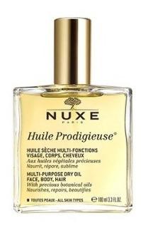 Nuxe Aceite Toque Seco Multifunción Huile Prodigieuse 100 Ml