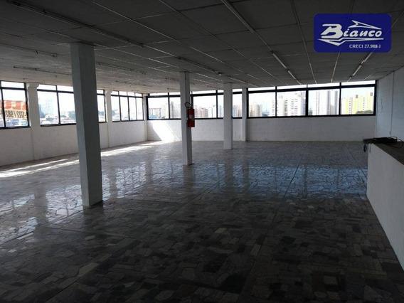 Sala Comercial Para Locação, Jardim Pinhal, Guarulhos. - Sa0130