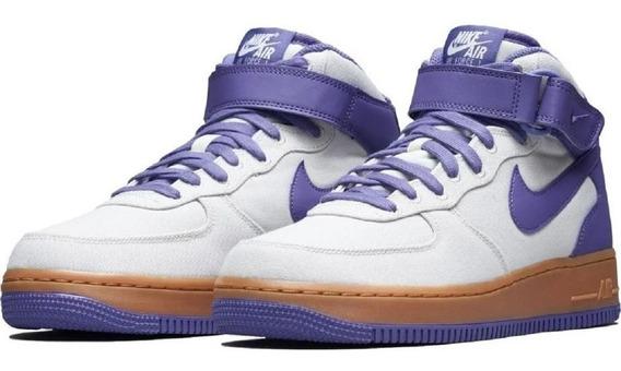 Zapatillas Nike Air Force 1 Mid ´07 Txt Hombre Basquet
