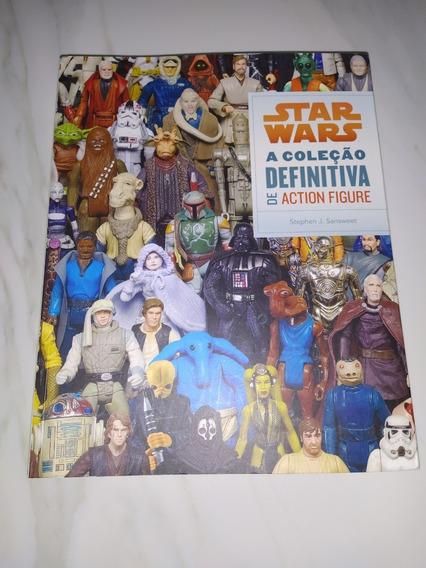 Livro - Star Wars - A Coleção Definitiva De Action Figure