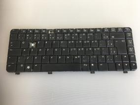 Teclas Do Teclado Notebook Hp Compaq Cq40 Frete 15,00