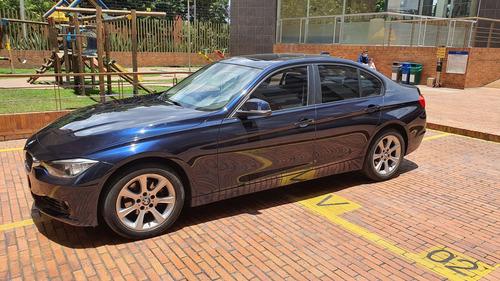 Bmw Serie 3 -320i -2014-azul Imperial (44.500 Km)