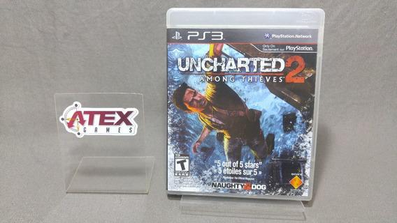 Uncharted 2 Among Thieves Para Playstation 3