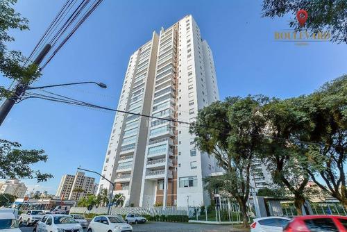 Cobertura Com 3 Dormitórios À Venda, 244 M² Por R$ 1.600.000,00 - Portão - Curitiba/pr - Co0044