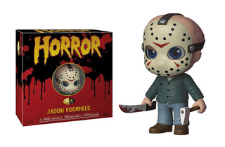 Funko Jason Voorhees Horror 5 Star Original Jugueterialeon