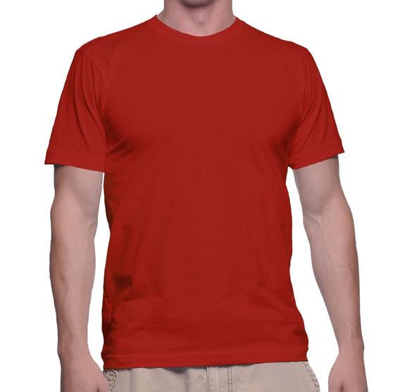 Kit 7 Camisetas Básica Lisa Várias Cores Camisa Frete Grátis