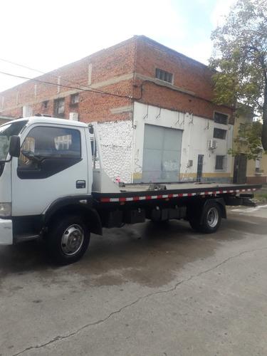 Camión Aoelus Con Plataforma Hidráulica Rescate Vehículos