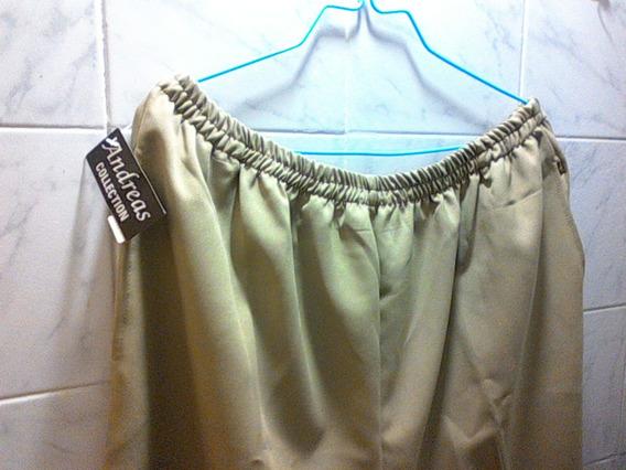 Pantalón De Vestir De Dama Señora Excelente Calidad Talla 20
