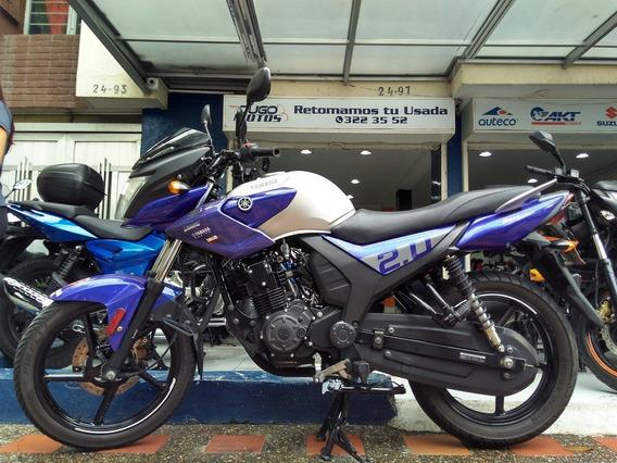 Yamaha Sz R Modelo 2017 Recibimos Tu Moto Usada!