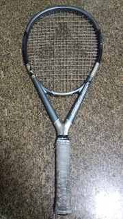 Raquete Tenis Fischer Com Capa