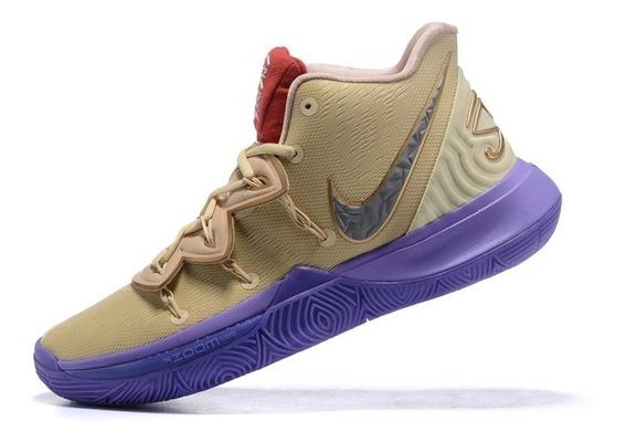 Tênis Nike Kyrie 5 Ikhet X Concepts - Bege