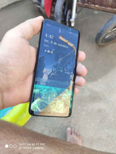 Samsung Galaxy S9 128gb Preto