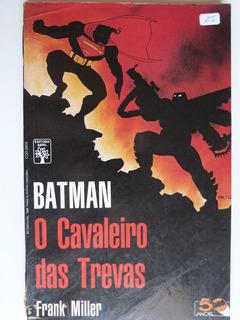 Hq: Batman O Cavaleiro Das Trevas Frank Miller
