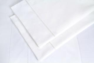 Sábanas Dalfiori Mantova ( Color Blanco, King Size)