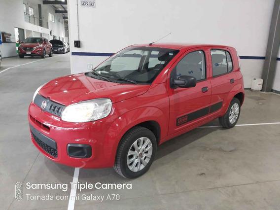 Fiat Uno 2016 5p Attractive