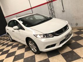Honda Civic Exs Automatico Blanco El Mejor Permuto