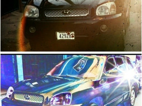Hyundai Santa Fe Santa Fe 4*4