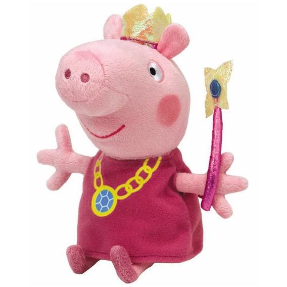Pepa Pig Pelucia Princesa Peppa The Beanie Buddies Colection