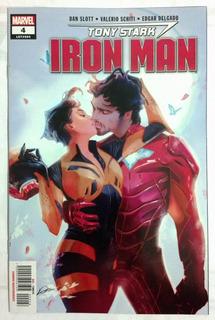 Tony Stark: Iron Man #4 Marvel Fresh Start Legacy #604
