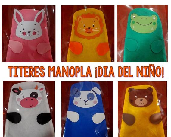 Moldes De Titeres - Souvenirs para Cumpleaños Infantiles en