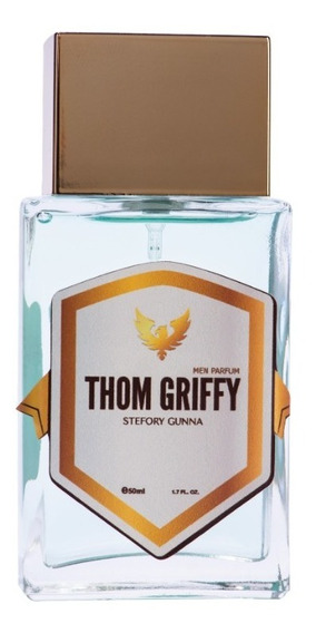 Perfume Masculino Parfum Thom Griffy 50ml Aventureiro