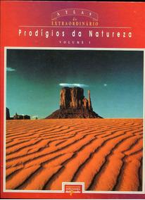 Prodígios Da Natureza - Lugares Extraordinários - L.2117