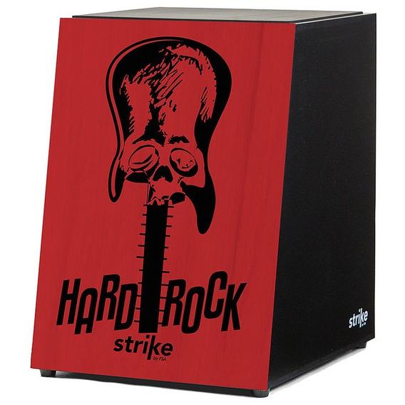 Cajon Acustico Fsa Inclinado Strike Sk4020 Hard Rock