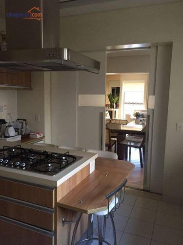 Apartamento Com 3 Dormitórios À Venda, 248 M² Por R$ 1.750.000,00 - Indianópolis - São Paulo/sp - Ap12282