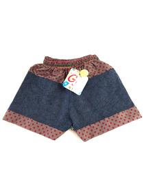 Kit 3 Short Meninas