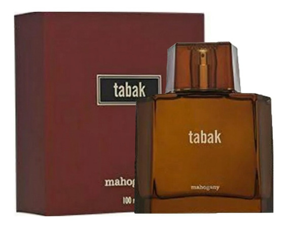 Fragrância Tabak - 100ml - Mahogany