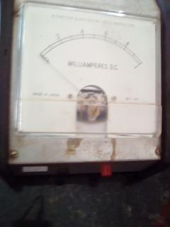 Amperimetro Usado ,amperimetro