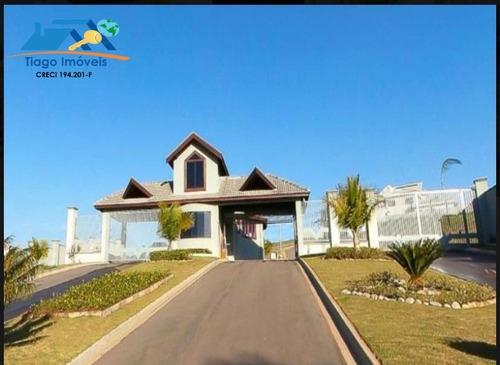 Terreno Em Condomínio Em Jarinu, Aceita  Permuta Por Imóveis Ou Veículos! - 554
